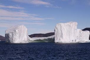 氷山 グリーンランドの素材 [FYI00177608]