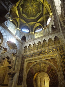 スペイン、コルドバの世界遺産メスキータの写真素材 [FYI00177830]