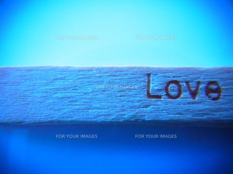 青の愛の素材 [FYI00177961]