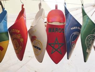 モロッコの土産の素材 [FYI00177985]