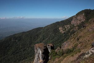 タイ ドイ・インタノン山の素材 [FYI00178159]