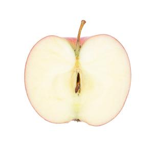 リンゴ APPLE CUT2の写真素材 [FYI00178189]