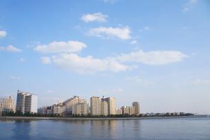 海辺の住宅の写真素材 [FYI00178241]