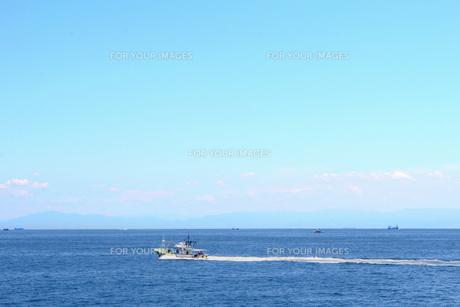漁船の写真素材 [FYI00178261]