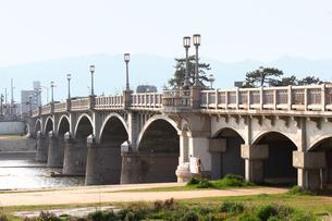 橋の写真素材 [FYI00178271]