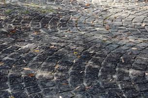石畳の写真素材 [FYI00178299]