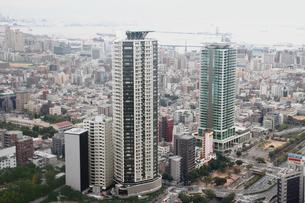 神戸市内風景の写真素材 [FYI00178316]