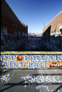 FREAK AINT BALの写真素材 [FYI00178675]