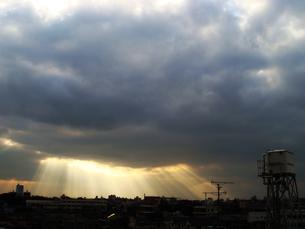 空の写真素材 [FYI00178777]