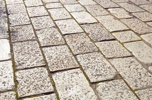 石畳の写真素材 [FYI00178827]
