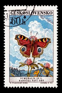 切手の写真素材 [FYI00178888]