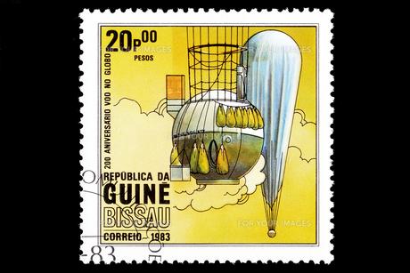 切手の写真素材 [FYI00178889]
