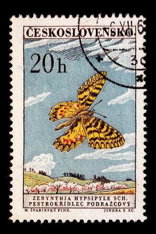 切手の写真素材 [FYI00178895]