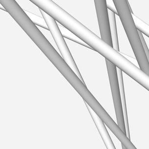 円柱の写真素材 [FYI00179106]