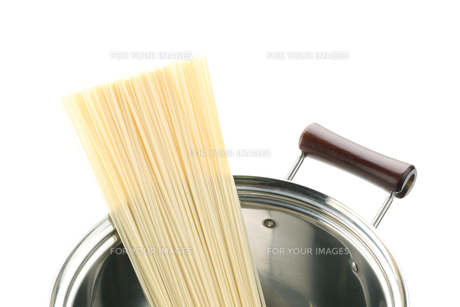 乾麺の写真素材 [FYI00179601]
