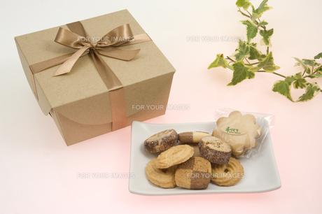 クッキーの写真素材 [FYI00179651]
