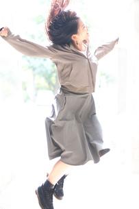 踊る少女002の写真素材 [FYI00179947]