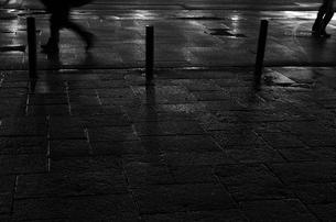 足音の写真素材 [FYI00180287]