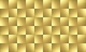 金色グラデーション模様の写真素材 [FYI00180479]