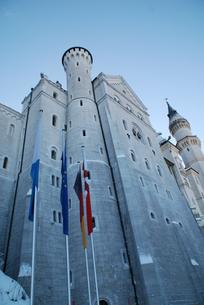 ドイツ ノイシュヴァンシュタイン城の写真素材 [FYI00180604]