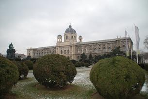 ウィーン 自然史博物館の写真素材 [FYI00180654]