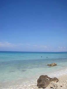 キューバ:カリブ海のビーチリゾートの写真素材 [FYI00180804]