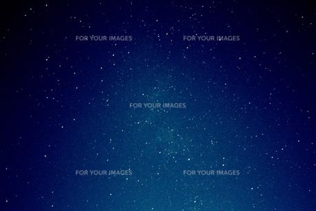 イエローナイフの星空の写真素材 [FYI00180942]