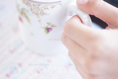 *おはよう*の写真素材 [FYI00181044]
