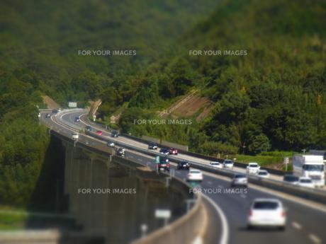 高速道路の素材 [FYI00181087]