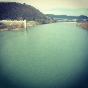 雄大な川の写真素材 [FYI00181154]