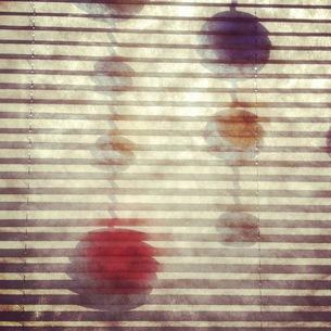 赤と青の写真素材 [FYI00181167]