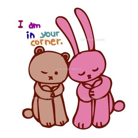 I am in your corner.の素材 [FYI00181176]