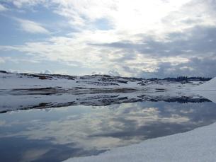 冬の鳥取砂丘の素材 [FYI00181218]