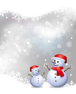 クリスマスの背景の写真素材 [FYI00181312]