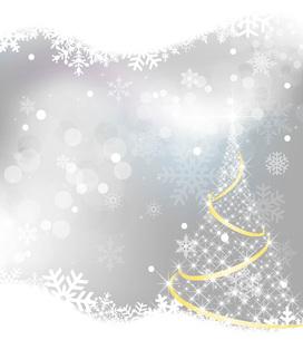 クリスマスの背景の写真素材 [FYI00181330]