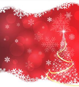クリスマスの背景の写真素材 [FYI00181334]