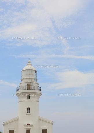 屋久島灯台の写真素材 [FYI00181362]