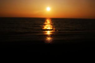 夕の写真素材 [FYI00181919]