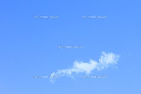 雲 空の素材 [FYI00185695]