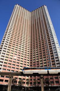 東京風景の写真素材 [FYI00185972]