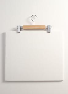 白いメッセージボードの写真素材 [FYI00185994]