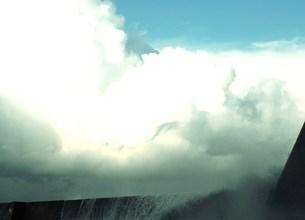 空 雲 波の写真素材 [FYI00186192]