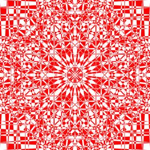 幾何学模様の写真素材 [FYI00186251]
