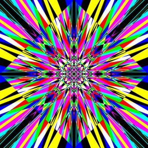 幾何学模様の写真素材 [FYI00186268]
