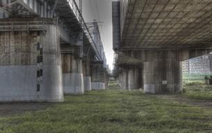 多摩川の写真素材 [FYI00186302]