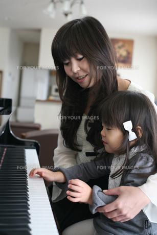 ピアノ教室の写真素材 [FYI00186449]