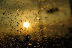雨の日の午後の写真素材 [FYI00186596]