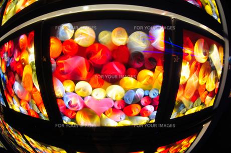 Colorfulな光の素材 [FYI00186615]