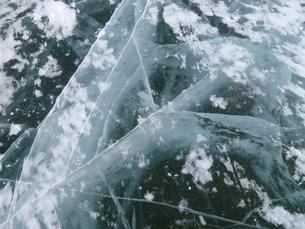 氷の写真素材 [FYI00186779]