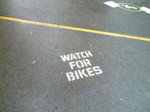 watch for bikesの写真素材 [FYI00186784]